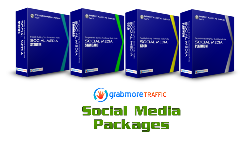 Grab More Traffic Social Media Packages