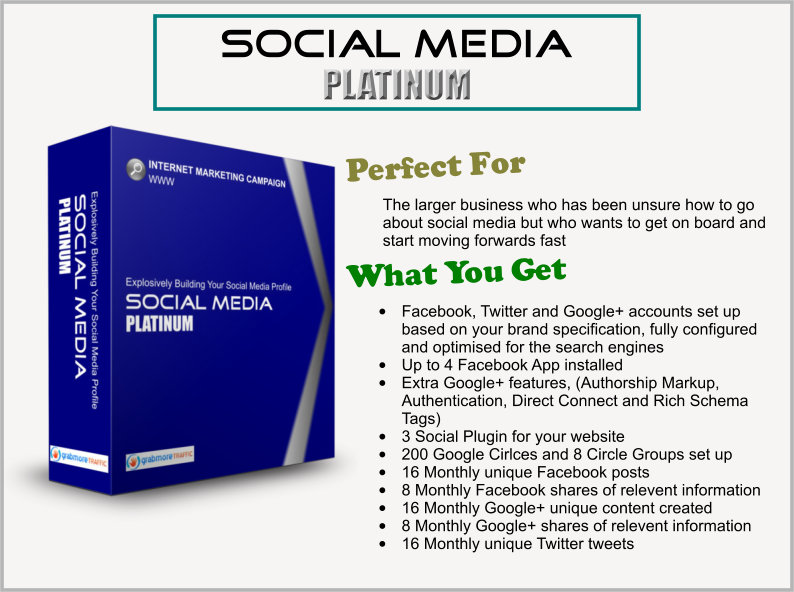 grab more traffic social media platinum - how to get more customers